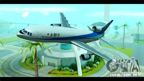 Lookheed L-1011 ANA para GTA San Andreas