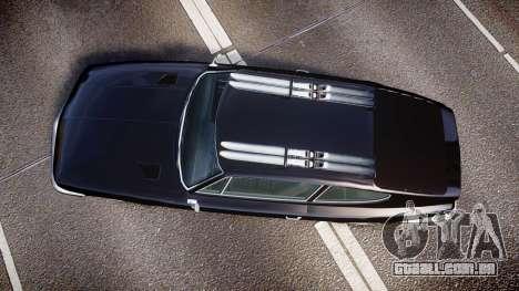 GTA V Lampadati Pigalle para GTA 4 vista direita