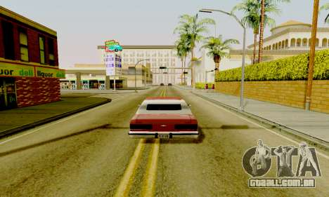 Light ENB Series v3.0 para GTA San Andreas segunda tela