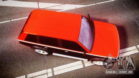Vapid Huntley Sport RS para GTA 4 vista direita