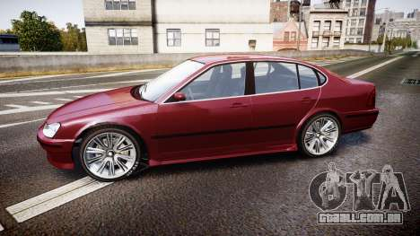 Emperor Lokus LS 350 Elegance para GTA 4 esquerda vista