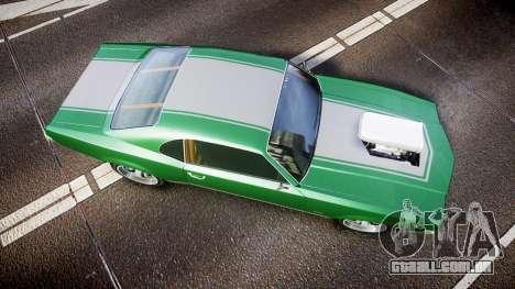 Declasse Sabre GT SS para GTA 4 vista direita