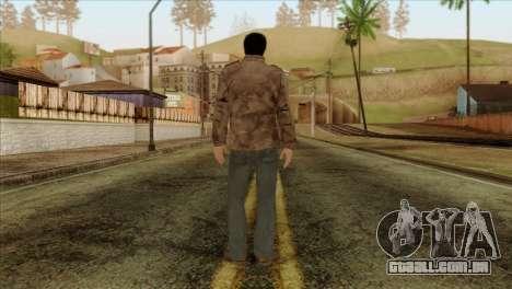 Classic Alex Shepherd Skin para GTA San Andreas segunda tela