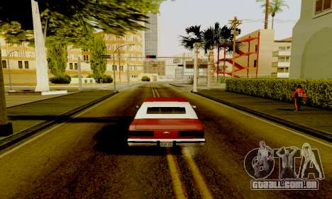 Light ENB Series v3.0 para GTA San Andreas