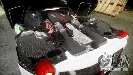 Ferrari LaFerrari 2013 HQ [EPM] PJ2 para GTA 4 vista superior