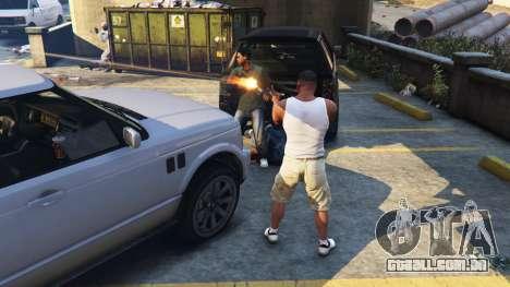 GTA 5 Lamar Missions v0.1a terceiro screenshot