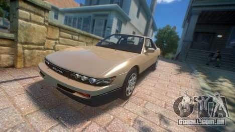 Nissan Silvia S13 1992 para GTA 4