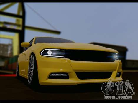 iniENB para GTA San Andreas terceira tela