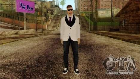Skin 2 from GTA 5 para GTA San Andreas