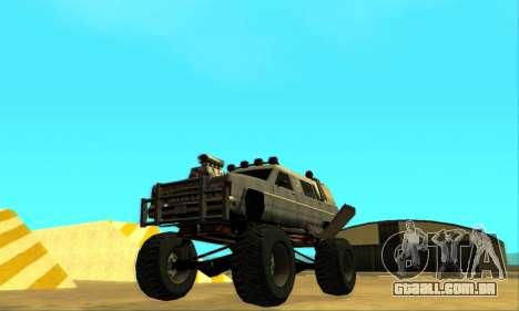 Hellish Extreme CripVoz RomeRo 2015 para as rodas de GTA San Andreas