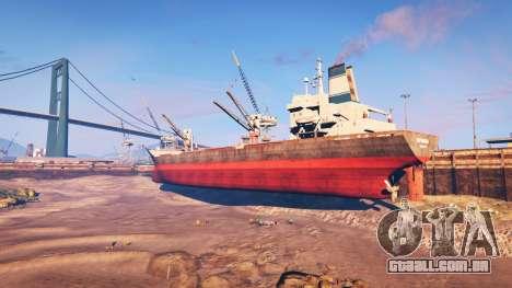 GTA 5 No Water sétima screenshot
