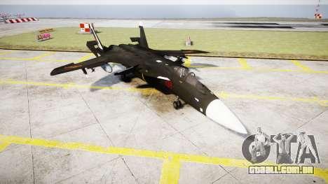 O Su-47 Berkut para GTA 4