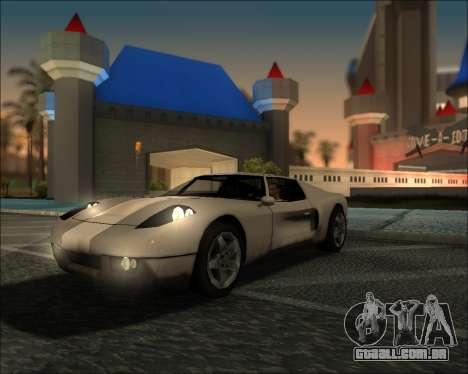 ENB Kiseki v1 para GTA San Andreas terceira tela