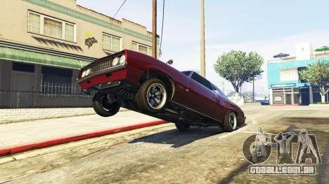 GTA 5 Real deriva segundo screenshot