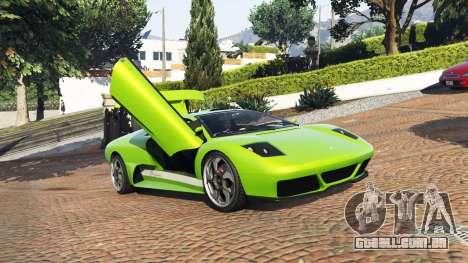 GTA 5 De condução realista v1.2 segundo screenshot