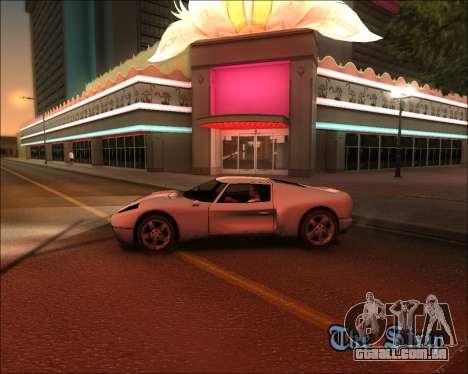 ENB Kiseki v1 para GTA San Andreas segunda tela