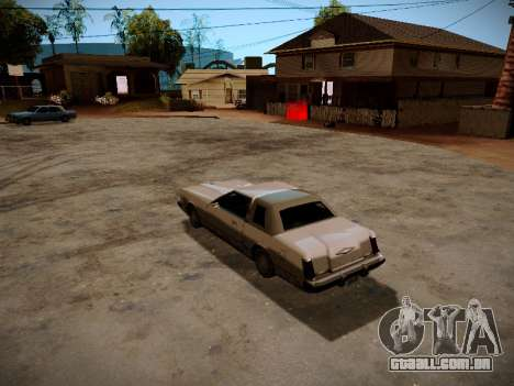 ENB Real Monsters para GTA San Andreas terceira tela
