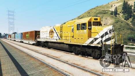 Engenheiro de estrada de ferro v2.5 para GTA 5