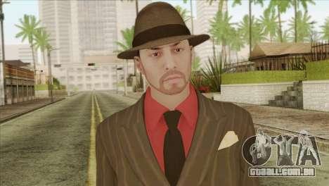 GTA 5 Online Skin 2 para GTA San Andreas terceira tela