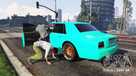 Roubo de carro para GTA 5