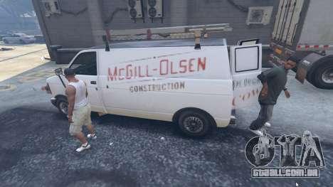 GTA 5 Lamar Missions v0.1a segundo screenshot