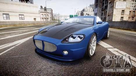 GTA V Ocelot F620 R para GTA 4