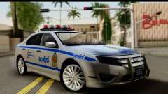 Ford Fusion 2011 Sri Lanka Police