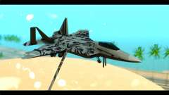 F-22 Raptor Starscream