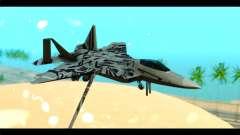 F-22 Raptor Starscream