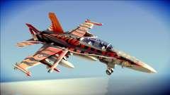 FA-18D Hornet RCAF Tigermeet