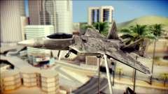 F-22 Raptor Digital Camo