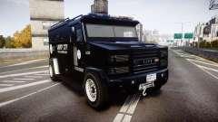 GTA V Brute Police Riot [ELS] skin 2