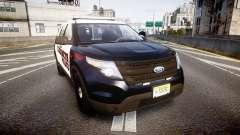 Ford Explorer 2011 Elizabeth Police [ELS] v2
