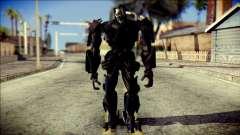 Lockdown Skin from Transformers para GTA San Andreas