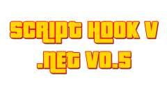 Script Hook V .NET v0.5