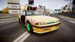 Vapid Fortune Drift