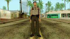 Depurty Alex Shepherd Skin para GTA San Andreas