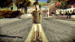 Dante Brother Child Skin para GTA San Andreas