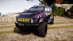 GTA V HVY Insurgent Pick-Up SWAT [ELS]