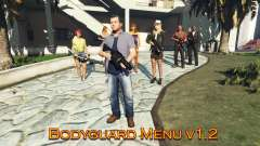 Bodyguard Menu v1.5