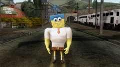 Spongebob as Mr.Invincibubble