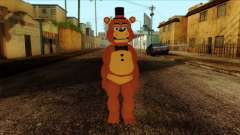 Toy Freddy from Five Nights at Freddy 2