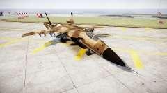 O Su-47 Berkut deserto