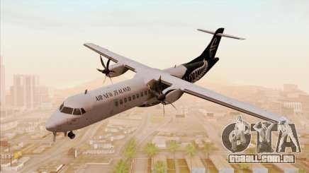 ATR 72-500 Air New Zealand para GTA San Andreas
