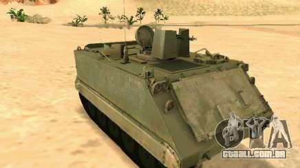 O M113 Blindados De Transporte De Pessoal para GTA San Andreas