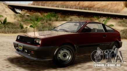GTA 5 Dinka Blista Compact para GTA San Andreas