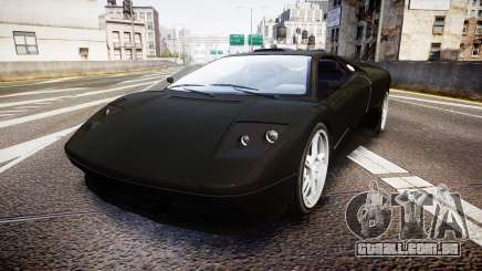 Pegassi Infernus Full Carbon para GTA 4