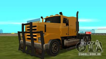 PS2 RoadTrain para GTA San Andreas