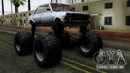 Zastava 1100 Monster para GTA San Andreas
