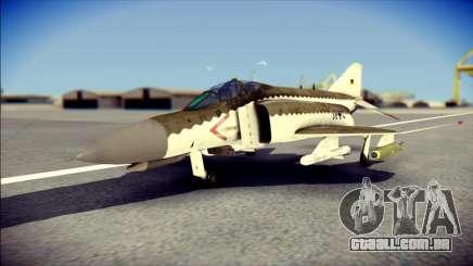 McDonnell Douglas F-4F Luftwaffe para GTA San Andreas